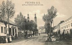 Wallfahrtskirche - ok. 1905 cz-b
