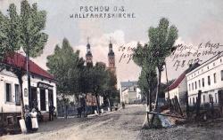 Wallfahrtskirche - ok 1905 wersja kolorowa
