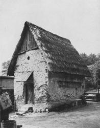 Lepianka w Pszowie - ok. 1930-1935 r.