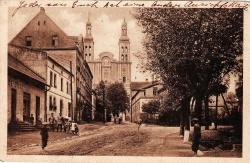 Kościół 1915 r.