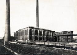 KWK Anna 1914 r. Hans Poelzig