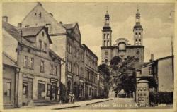 Loslauer Strasse ok. 1940 r.