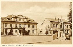 Parafia ok. 1930-1935 r.