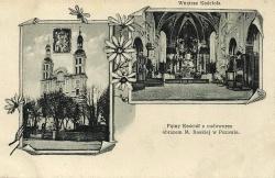 Pątny Kościół ok. 1925 r.