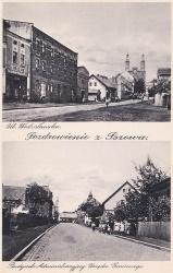 Pozdrowienie z Pszowa ok. 1925-1930 r.