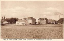 Szkoła podstawowa ok. 1935 r.