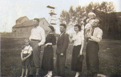 Szyb wentylacyjny V Ignacy ok. 1930 r.