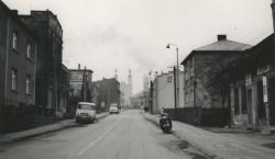 ulica Wodzisławska ok. 1965 r.