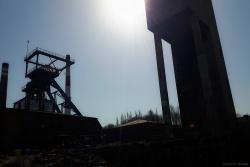 W cieniu byłej kopalni